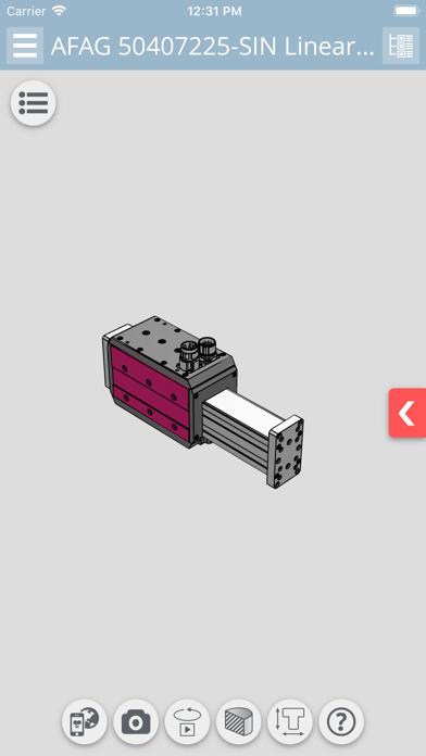 3D CAD Models エンジニアリング ScreenShot2