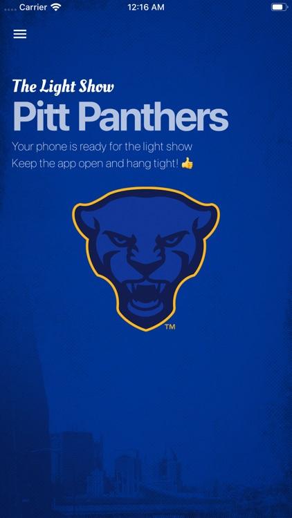 vLightr: Pitt Panthers