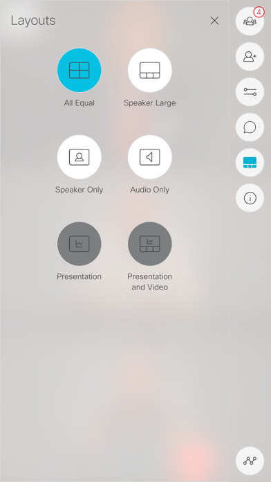Cisco Meeting ScreenShot3