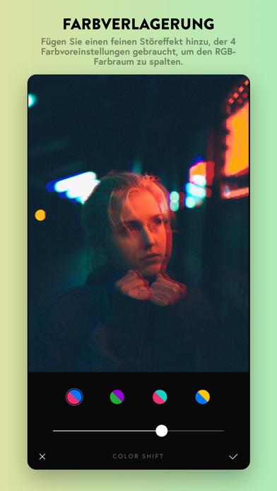 Screenshot for Afterlight - Bildbearbeitung in Germany App Store