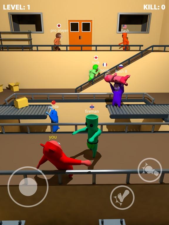 Gangster Human Fight Simulatorのおすすめ画像4