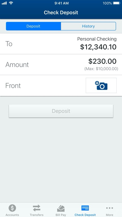 CRCU Mobile Banking screenshot-7