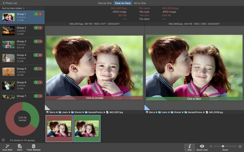 PhotoSweeper Lite for Mac