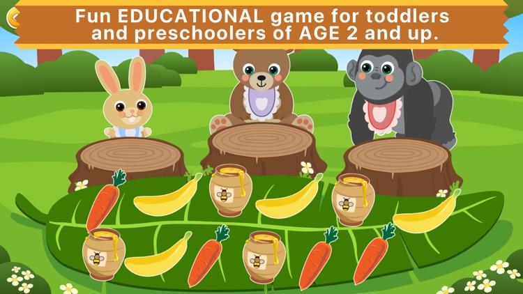 Sorting 1 Fun Preschool Games
