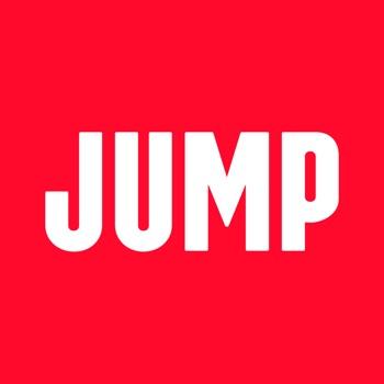 JUMP – by Uber Logo