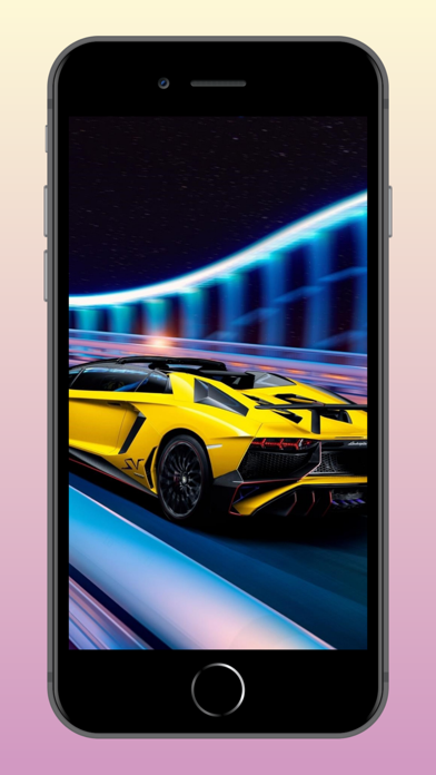 Screenshot of Car Wallpapers Pro | Ads Free App