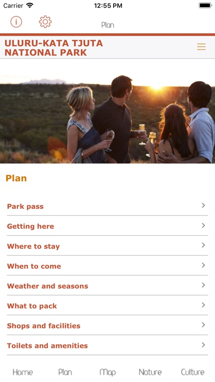 Uluru Visitor Guide screenshot-2
