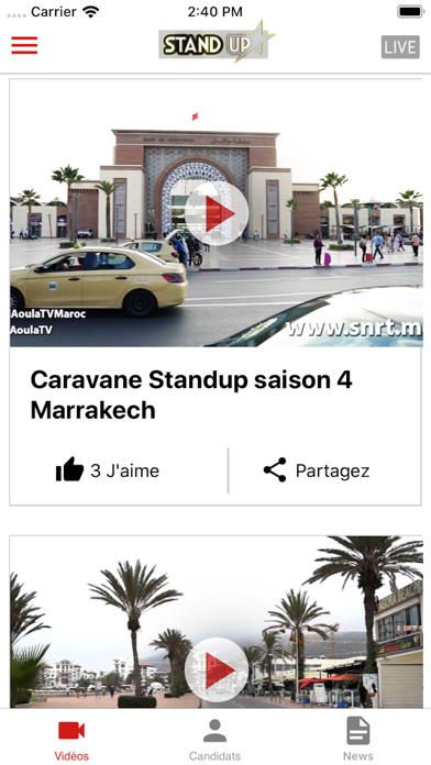 StandUp Alaoula TV screenshot one