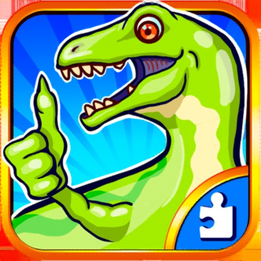 Dino Puzzle Full