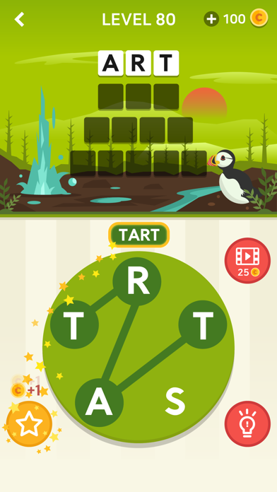 WORD TOWER - World Trip free Coins hack