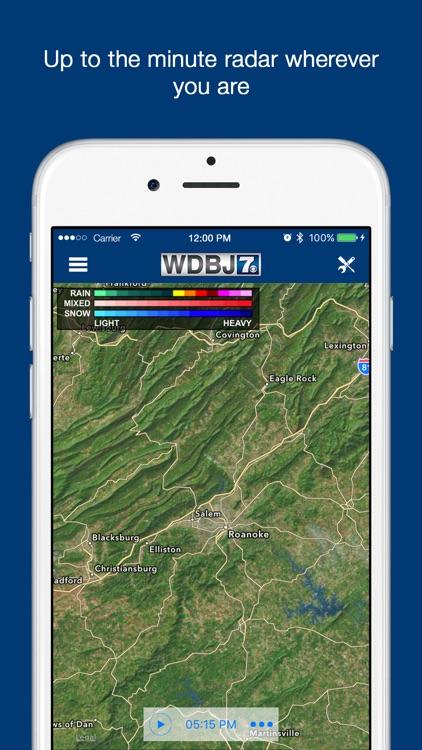 WDBJ7 News screenshot-4