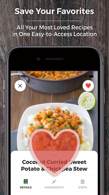 Ingredients: Healthy Recipes screenshot-3