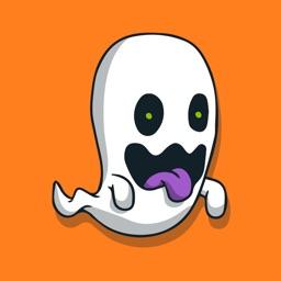 Spirit Ghost Stickers