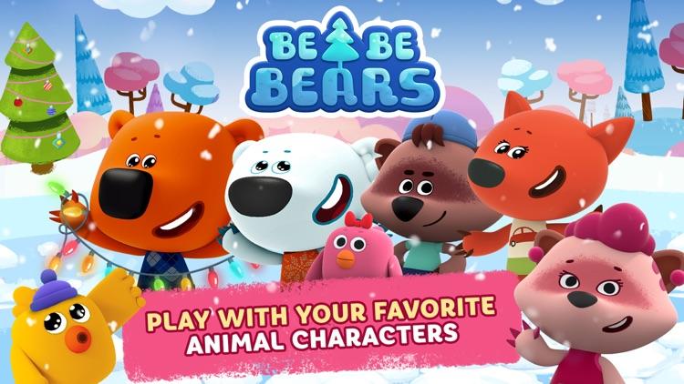 Be-be-bears - Creative world screenshot-3