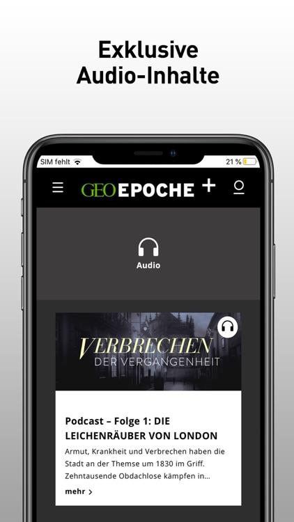 GEO EPOCHE-Magazin