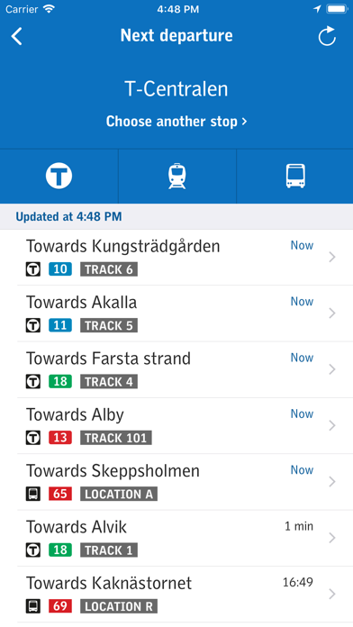 Screenshot for SL-Journey planner and tickets in Malaysia App Store