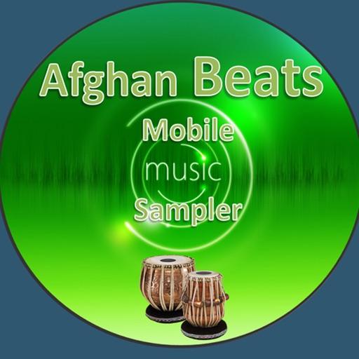 Tabla Player Afgan