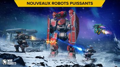 Screenshot #1 pour War Robots. PvP Multi-joueur