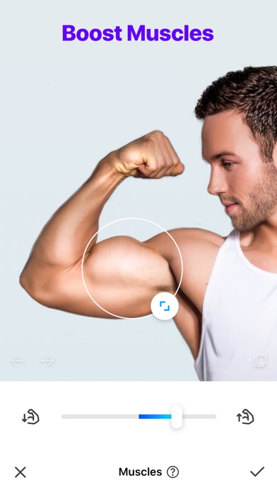 تحميل Manly - Body Muscle Editor Pro للكمبيوتر