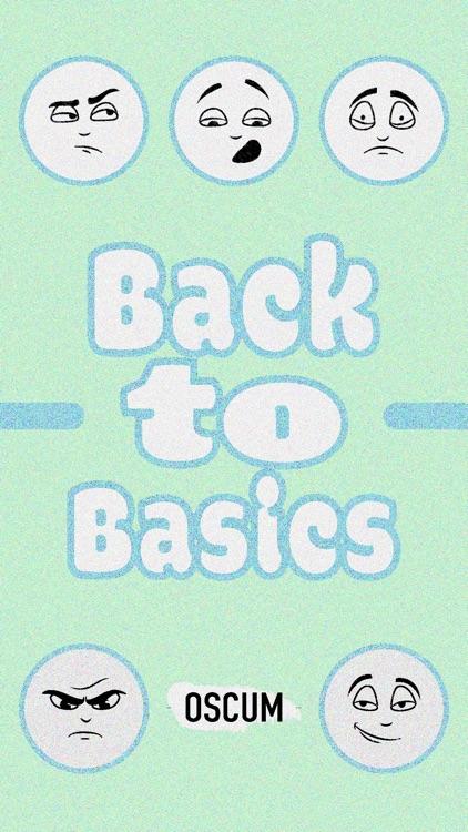 Back to Basics - Stickers