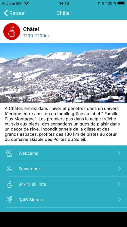 Portes du Soleil Winter screenshot-3