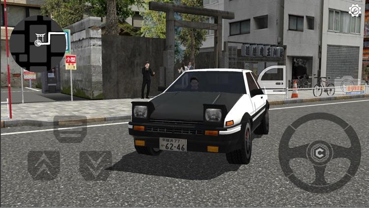 Tokyo Commute - Driving Sim screenshot-7