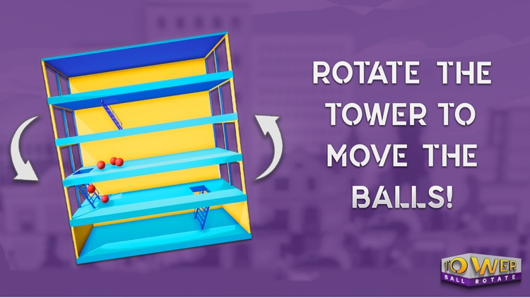 Tower Ball Rotate by Syed Umer Aftab