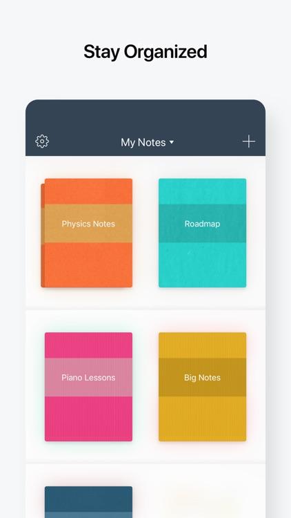 Noteshelf 2 screenshot-4