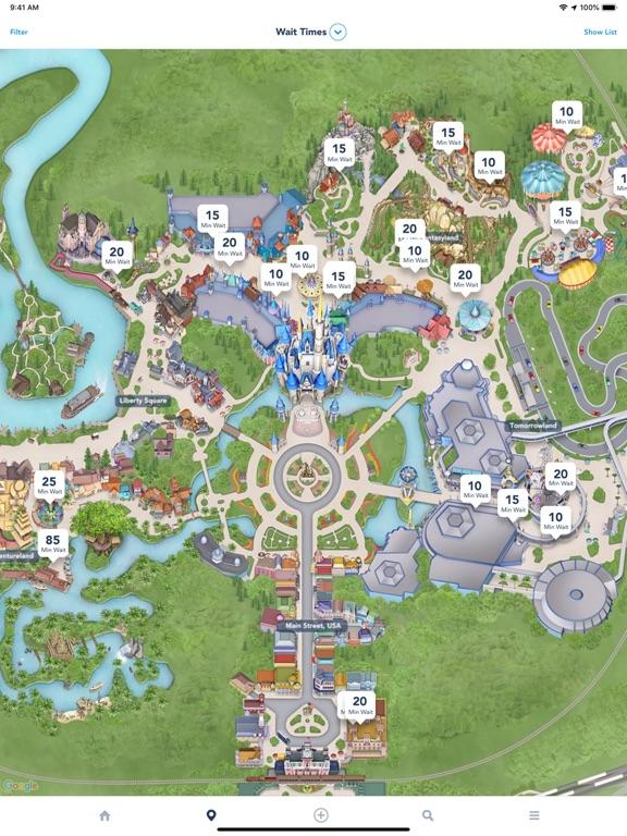My Disney Experience-ipad-1