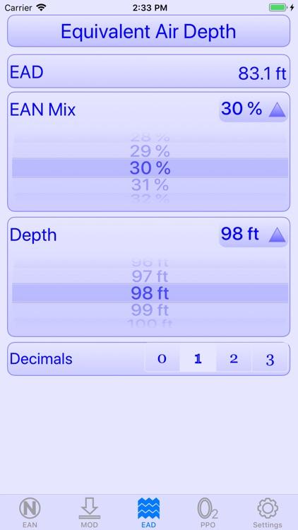 Nitrox Helper screenshot-6