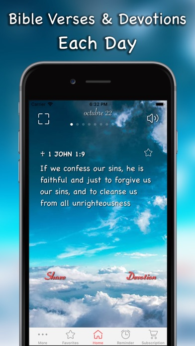Daily Bible Verse Devotion