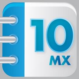 10 digitos MX