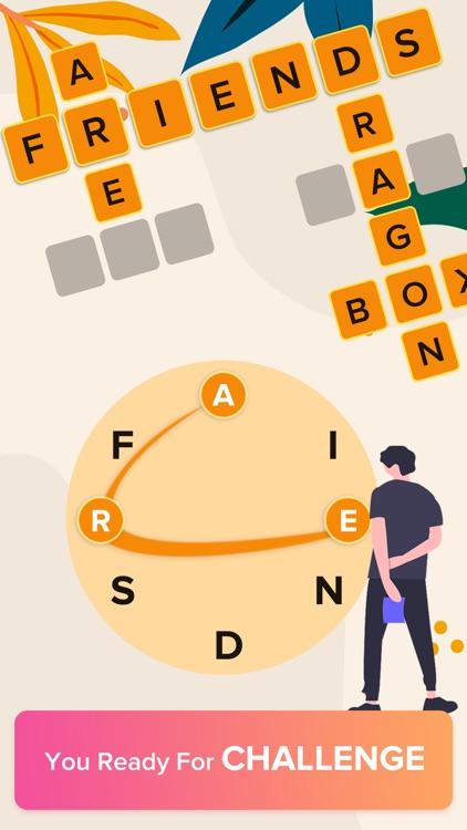 WordCross Champ - Brain Puzzle