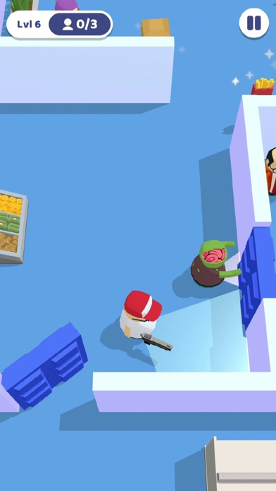 Zombie Escape 3D screenshot 3