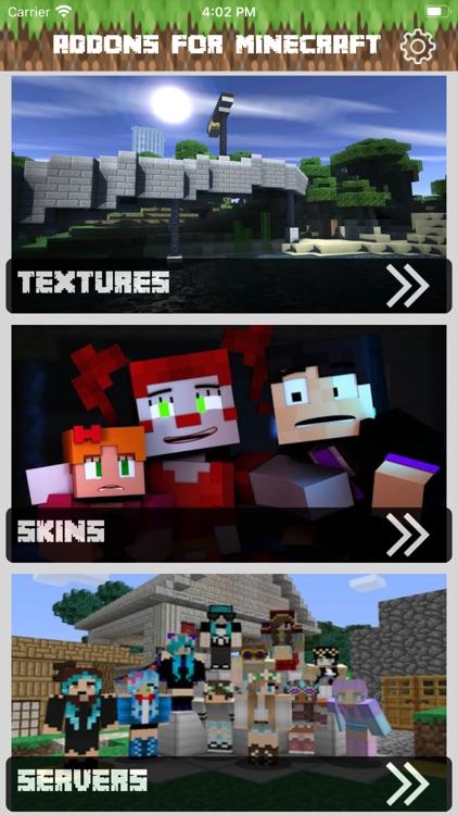 Addons for Minecraft Installer