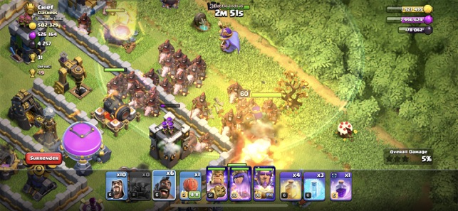 clash of clans download for windows phone
