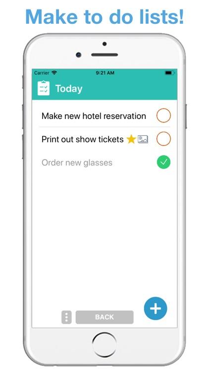 Life Lists: List Organizer screenshot-1
