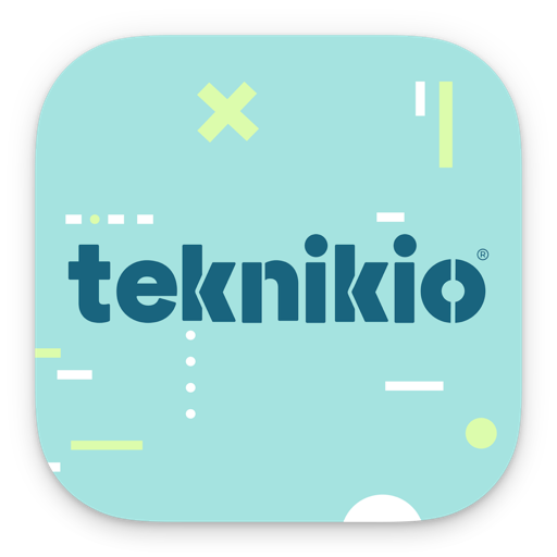 Teknikio for Mac