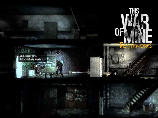 Ipad Screen Shot This War of Mine 4