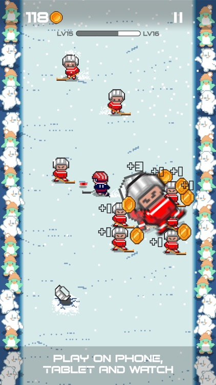 Ice Hockey PRO: game for watch