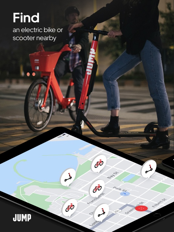 JUMP – by Uber | App Price Drops
