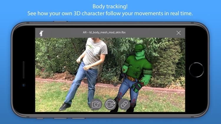 Artist 3D Viewer screenshot-3