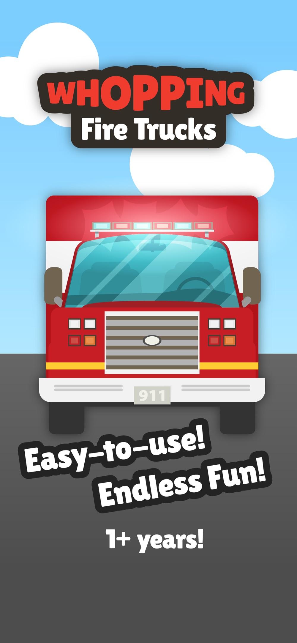 Whopping Fire Trucks Cheat Codes
