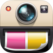 Framatic - Magic Photo Collage and Pic Frame Stitch for Instagram FREE icon