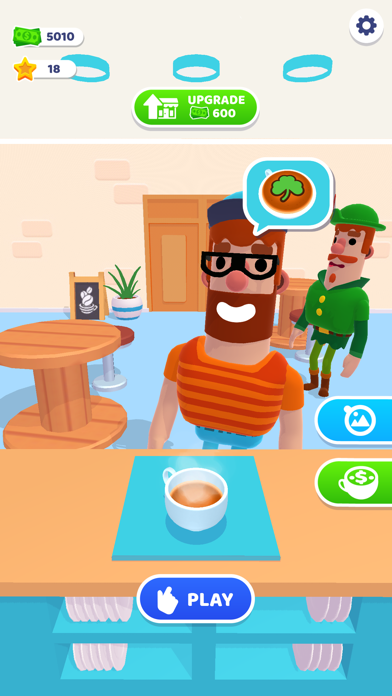 Coffee Shop 3D screenshot 4
