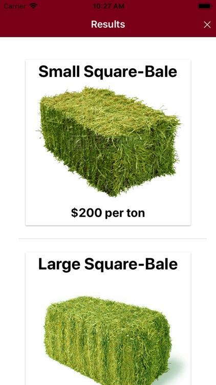 Hay Price Calc screenshot-4