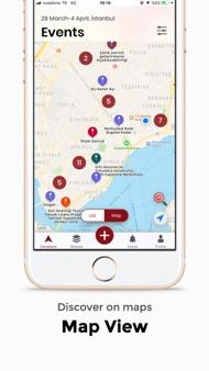 Zamekan - Event Discovery iphone resimleri