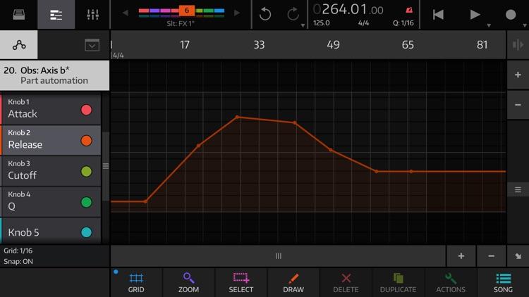 NanoStudio 2 screenshot-5