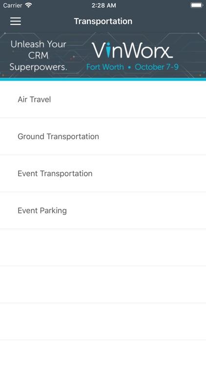 Cox Automotive Events App screenshot-3
