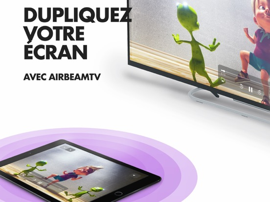 Mirror pour Sony Smart TV
